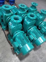 离心增压管道泵 循环工业冷却泵