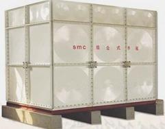 装配式玻璃钢smc水箱北京麒麟公司