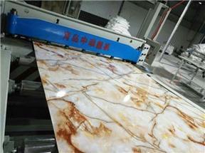 PVC仿大理石板材在生活中应用广泛