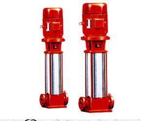XBD-立式单吸多级管道式消防泵