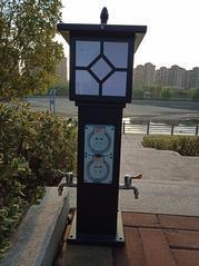 恋途 水电桩 HW-09 房车营地充电桩 岸电箱   水电柱