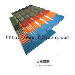 天津大桥彩钢 天津彩钢板厂家