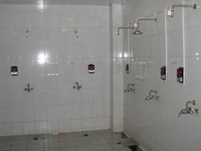 打卡洗澡设备HX-801诚蕊科技有限公司安装销售,售后有保障