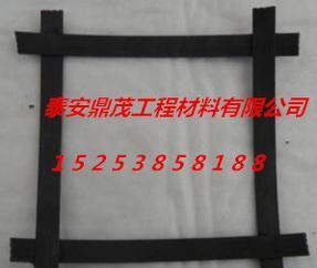 泰安钢塑格栅 单双向塑料拉伸土工格栅厂家