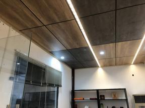 泰美龙集成吊顶铝蜂窝大板 可定做各种尺寸及图案