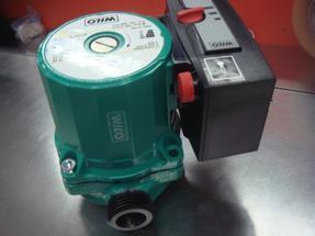 威乐热水温度控制循环泵