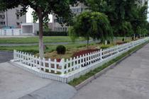 浙江金华PVC草坪护栏 合肥PVC草坪护栏 芜湖PVC绿化带护栏大厂家
