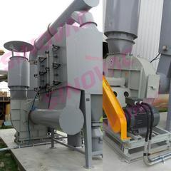 家具厂PV中央集尘系统