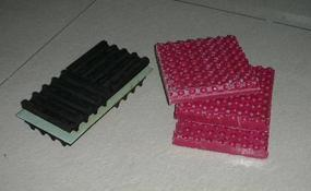 橡胶减振垫
