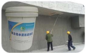 改性聚合物水泥防腐浆料