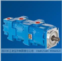 四川长江液压件齿轮泵GSA3080/63