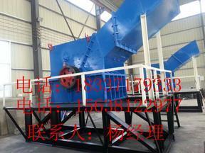 永春TH-1200金属破碎机设备在市场的优势是什么