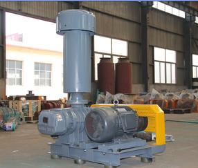最安全的沼气输送鼓风机 天然气加压罗茨风机