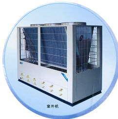 风冷直接蒸发式净化空调机组:净化空调箱式