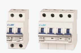 欧标小型直流断路器 浙江琳佰CLBZL7-63光伏发电专用 直流断路器