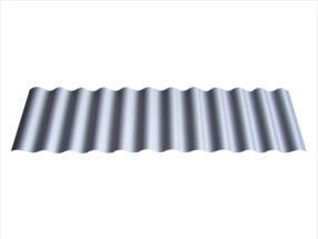 波纹板幕墙系统-铝镁锰板