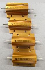RXG24型铝壳预充线绕电阻器