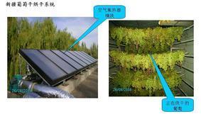 农副产品太阳能干燥系统