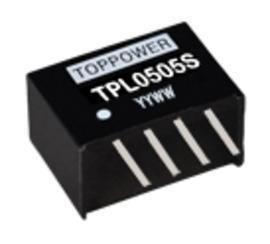 DC/DC电源模块 TPL0505S DC-DC-2W