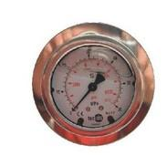 高压压力表进口超高压耐震压力表