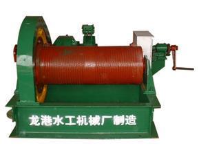 水工机械-卷扬式启闭机、卷扬启闭机、双吊卷扬启闭机