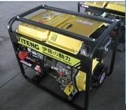 三相5KW柴油发电机组