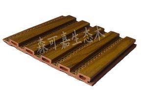 防水防腐防虫蚁长城板包皮包皮效果木塑生态木环保节能材料首选