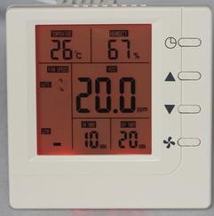 新风系统智能控制器,多速可变,您的居家好帮手!KF-800E