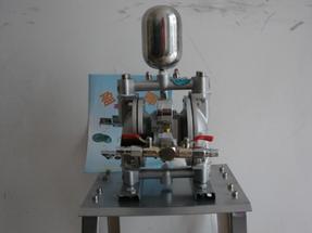 静电喷漆气动泵