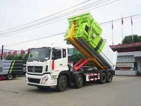 东风天龙30吨勾臂车