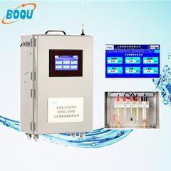 多参数水质在线分析仪(PH 电导 溶氧 余氯 浊度 TDS 温度 ORP)