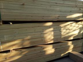 石家庄防腐木丨石家庄碳化木