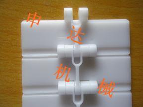 820-K400白色塑料链板