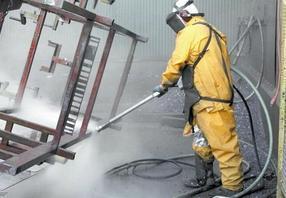 沈阳工业保洁服务涂装车间保洁工程