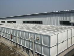 玻璃钢消防水箱价格北京麒麟公司
