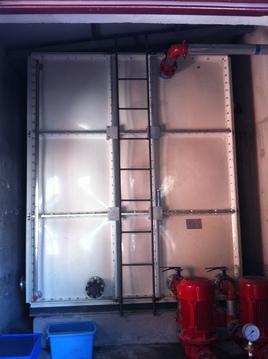 SMC玻璃钢水箱北京麒麟水箱厂