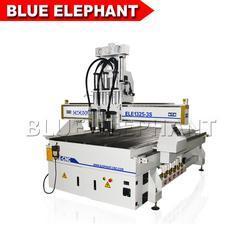 蓝象1325双工序数控开料机板式家具生产线