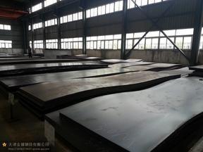 供应Q235B钢结构用8 9 6mm热轧板现货