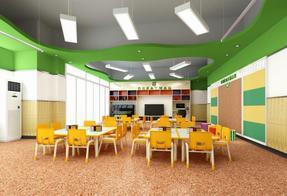 石家庄幼儿园室内设计公司