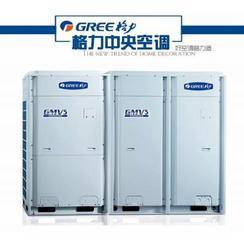 格力中央空调变频家用多联机空调内机静音型风管式