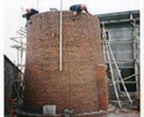 【专业】锅炉房烟囱新建