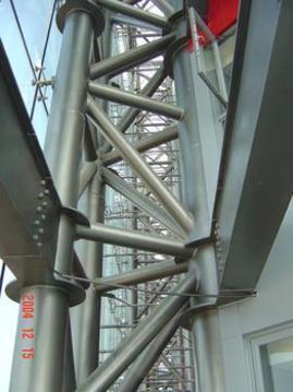 电力塔架防腐、钢结构防腐涂装过程注意事项三里港刘先生18221069968为您详细解答