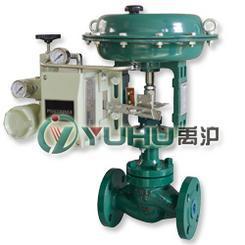 上海禹沪公司的ZJHP/M气动薄膜调节阀