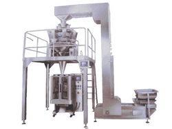 称量自动包装机_青岛膨化食品自动包装机
