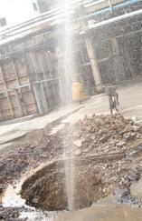 埋地供水管道�y漏�x器,提供漏水探�y服��