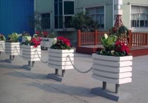 塑胶木花箱|环保木花箱|仿木花箱|实木花箱