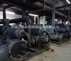 清华同方地源热泵主机维修保养