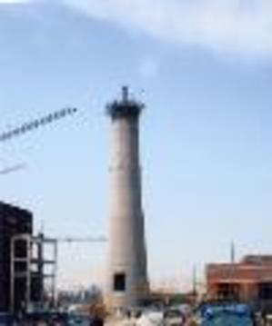 海口烟囱新建施工公司