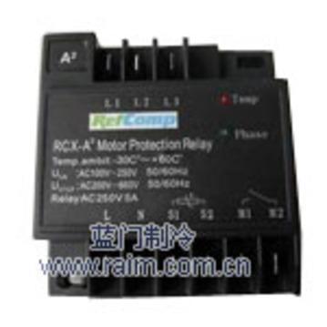 莱富康压缩机电机保护模块,电器盒