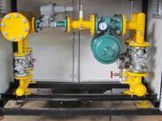 润丰直供新疆城镇燃气调压箱的安装使用方法?